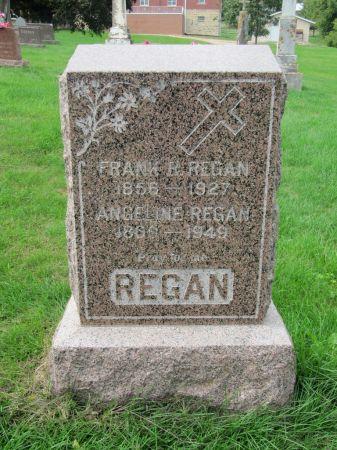 REGAN, FRANK R. - Dubuque County, Iowa | FRANK R. REGAN