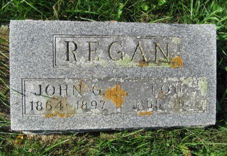 REGAN, JOHN G. - Dubuque County, Iowa   JOHN G. REGAN