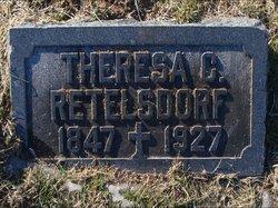 RETELSDORF, THERESA C. - Dubuque County, Iowa | THERESA C. RETELSDORF