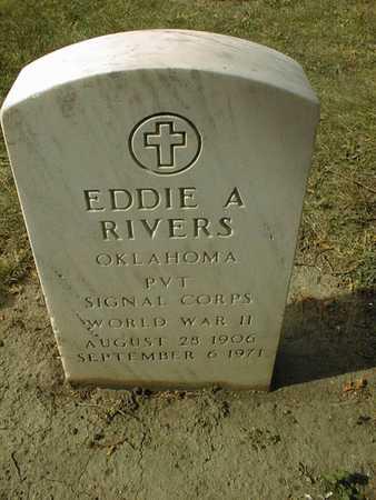 RIVERS, EDDIE A. - Dubuque County, Iowa   EDDIE A. RIVERS