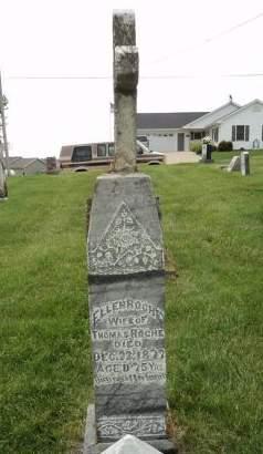 ROCHE, ELLEN - Dubuque County, Iowa   ELLEN ROCHE