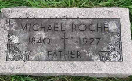 ROCHE, MICHAEL - Dubuque County, Iowa | MICHAEL ROCHE