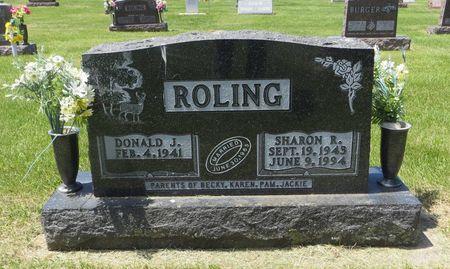 ROLING, SHARON ROSE - Dubuque County, Iowa | SHARON ROSE ROLING