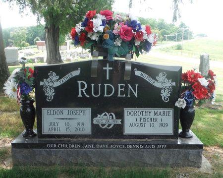 RUDEN, ELDON JOSEPH - Dubuque County, Iowa | ELDON JOSEPH RUDEN