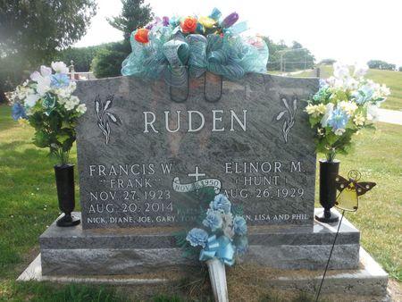 RUDEN, FRANCIS W.