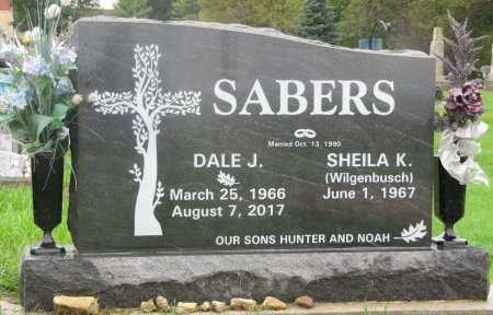 SABERS, SHEILA K. - Dubuque County, Iowa | SHEILA K. SABERS