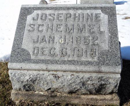 SCHEMMEL, JOSEPHINE - Dubuque County, Iowa | JOSEPHINE SCHEMMEL