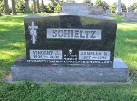 SCHIELTZ, VINCENT J. - Dubuque County, Iowa | VINCENT J. SCHIELTZ