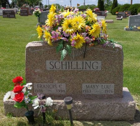SCHILLING, MARY LOU - Dubuque County, Iowa | MARY LOU SCHILLING
