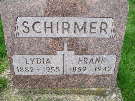 SCHIRMER, LYDIA - Dubuque County, Iowa | LYDIA SCHIRMER