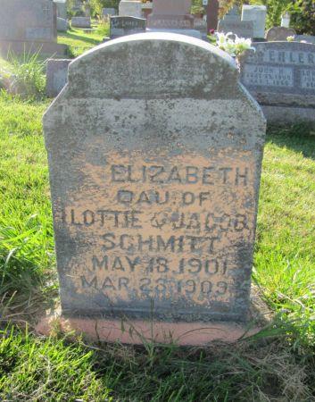 SCHMITT, ELIZABETH - Dubuque County, Iowa | ELIZABETH SCHMITT