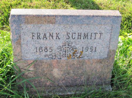 SCHMITT, FRANK - Dubuque County, Iowa   FRANK SCHMITT