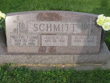 SCHMITT, DONALD J. - Dubuque County, Iowa | DONALD J. SCHMITT