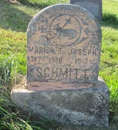 SCHMITT, JOSEPH - Dubuque County, Iowa | JOSEPH SCHMITT
