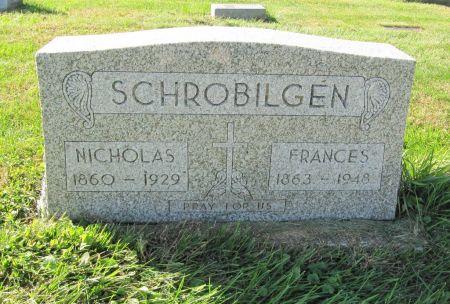 SCHROBILGEN, NICHOLAS - Dubuque County, Iowa | NICHOLAS SCHROBILGEN