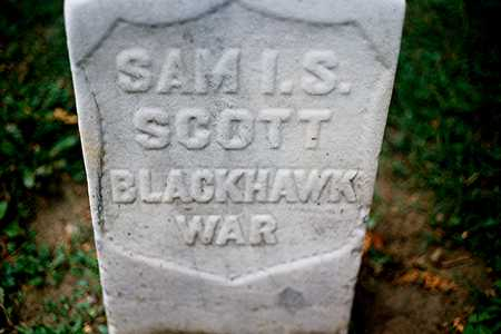 SCOTT, SAM I.S. - Dubuque County, Iowa | SAM I.S. SCOTT