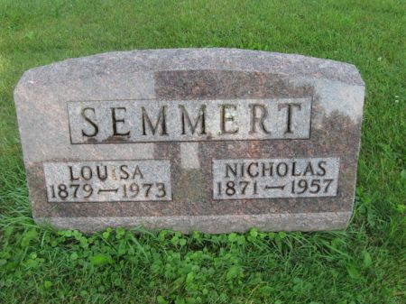 SEMMERT, NICHOLAS - Dubuque County, Iowa | NICHOLAS SEMMERT