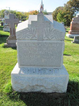 SHUHERT, ELIZABETH - Dubuque County, Iowa   ELIZABETH SHUHERT