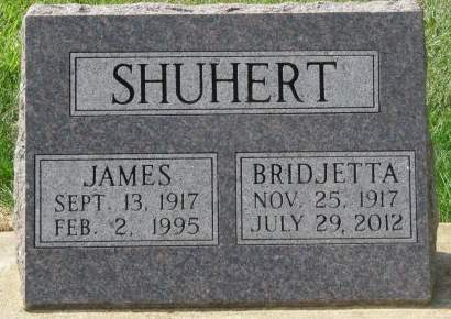 DALY SHUHERT, BRIDJETTA M. - Dubuque County, Iowa | BRIDJETTA M. DALY SHUHERT