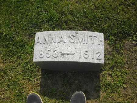SMITH, ANNA - Dubuque County, Iowa   ANNA SMITH