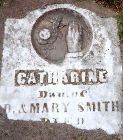 SMITH, CATHARINE - Dubuque County, Iowa | CATHARINE SMITH