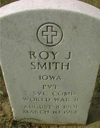 SMITH, ROY J. - Dubuque County, Iowa | ROY J. SMITH
