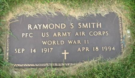 SMITH, RAYMOND S. - Dubuque County, Iowa | RAYMOND S. SMITH