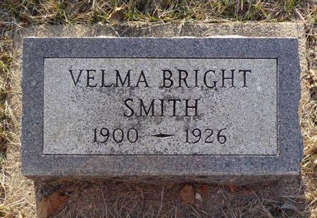 SMITH, VELMA - Dubuque County, Iowa | VELMA SMITH