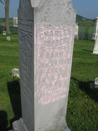 SPOERL, CHARLES - Dubuque County, Iowa | CHARLES SPOERL
