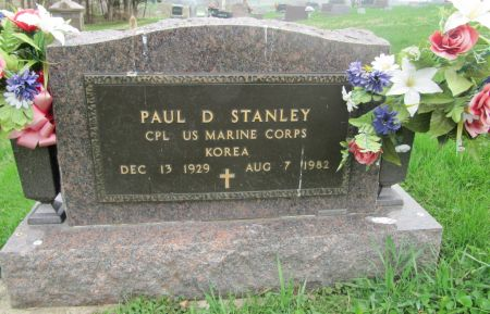 STANLEY, PAUL D. - Dubuque County, Iowa | PAUL D. STANLEY
