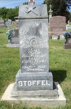 STOFFEL, ANNA - Dubuque County, Iowa | ANNA STOFFEL