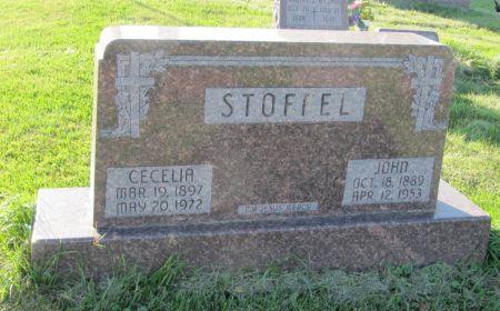 STOFFEL, JOHN - Dubuque County, Iowa   JOHN STOFFEL