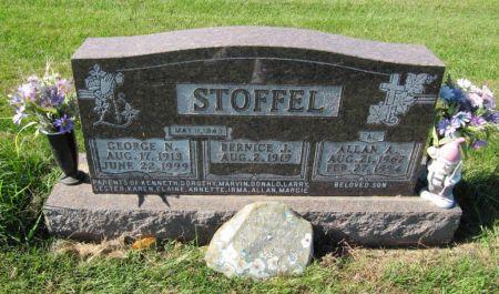 STOFFEL, ALLAN A.