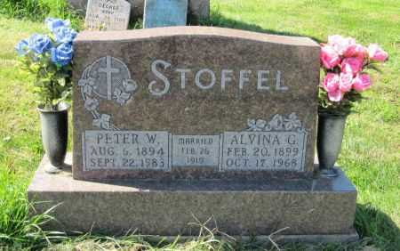 STOFFEL, PETER W. - Dubuque County, Iowa | PETER W. STOFFEL