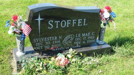 STOFFEL, LE MAC C. - Dubuque County, Iowa | LE MAC C. STOFFEL