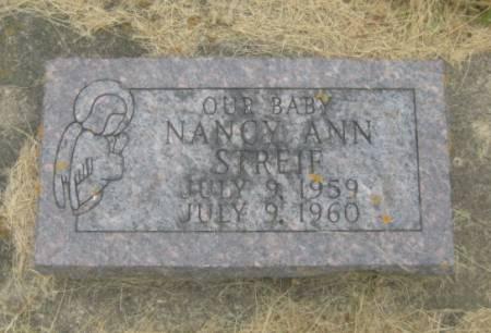 STREIF, NANCY ANN - Dubuque County, Iowa | NANCY ANN STREIF