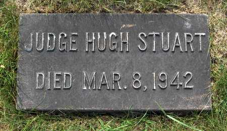 STUART, JUDGE HUGH - Dubuque County, Iowa | JUDGE HUGH STUART
