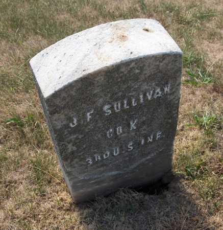 SULLIVAN, J. F. - Dubuque County, Iowa | J. F. SULLIVAN