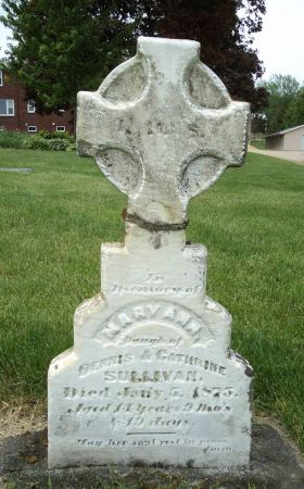 SULLIVAN, MARY ANN - Dubuque County, Iowa | MARY ANN SULLIVAN