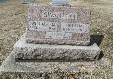 SWANTON, WILLIAM M. - Dubuque County, Iowa | WILLIAM M. SWANTON
