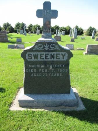 SWEENEY, MAURICE - Dubuque County, Iowa | MAURICE SWEENEY