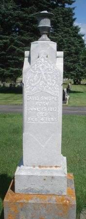 SWOPE, DAVID - Dubuque County, Iowa | DAVID SWOPE