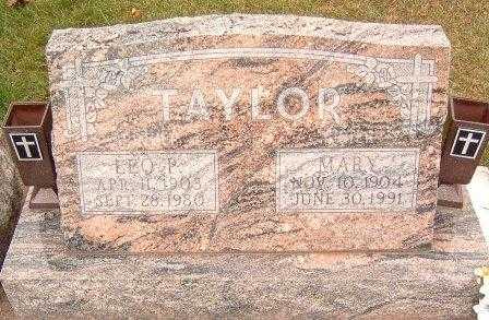 TAYLOR, MARY - Dubuque County, Iowa | MARY TAYLOR