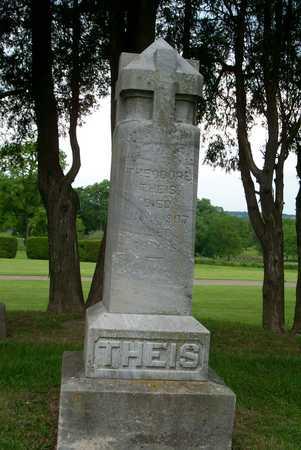 THEIS, THEODORE - Dubuque County, Iowa   THEODORE THEIS