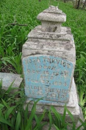 THEVIOT, ROSA - Dubuque County, Iowa | ROSA THEVIOT