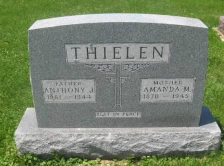THIELEN, ANTHONY J. - Dubuque County, Iowa   ANTHONY J. THIELEN