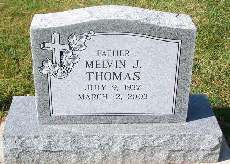THOMAS, MELVIN J. - Dubuque County, Iowa | MELVIN J. THOMAS