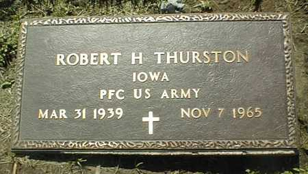 THURSTON, ROBERT H. - Dubuque County, Iowa | ROBERT H. THURSTON
