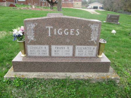 TIGGES, ELIZABETH M. - Dubuque County, Iowa | ELIZABETH M. TIGGES