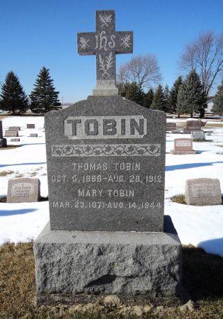 TOBIN, THOMAS - Dubuque County, Iowa | THOMAS TOBIN